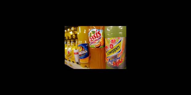 Les boissons sucrées augmentent le risque de maladies - La Libre