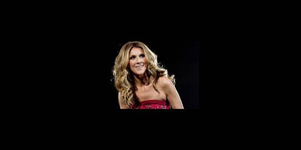Un disque en français de Céline Dion pour fin 2010 - La Libre