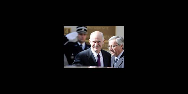 Crise grecque: le plan d'aide de l'UE examiné à Bruxelles - La Libre