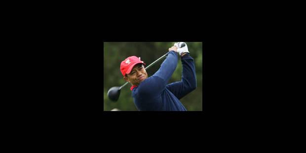 Woods va rechasser... les titres - La Libre