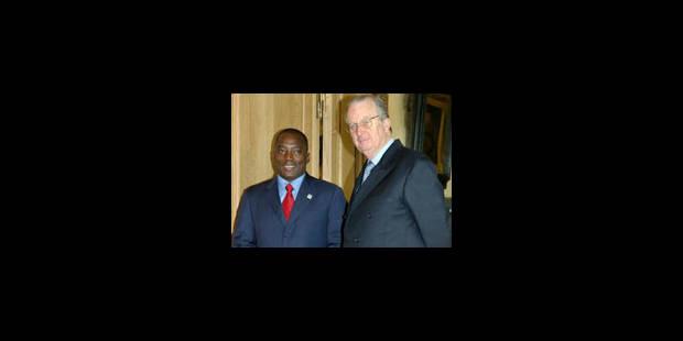 Visite royale en RDC: la balle dans le camp belge - La Libre