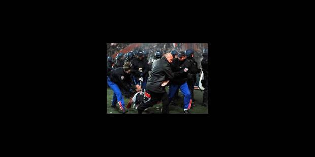Décès d'un supporteur agressé en marge d'un match PSG-OM - La Libre