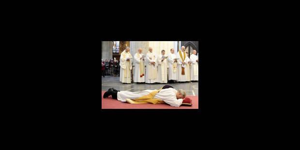 Pédophilie: pas de relation entre célibat et prêtres pédophiles - La Libre