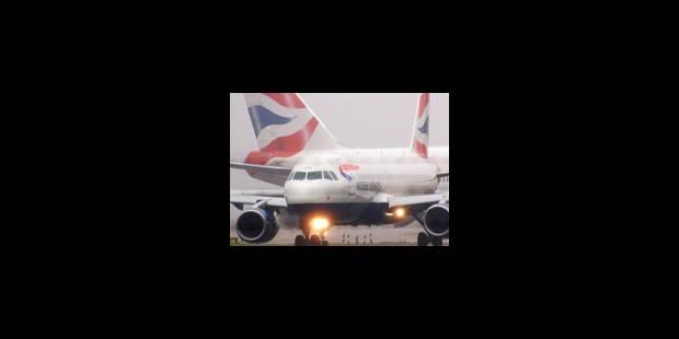 British Airways: le personnel de cabine en grève, trafic perturbé - La Libre