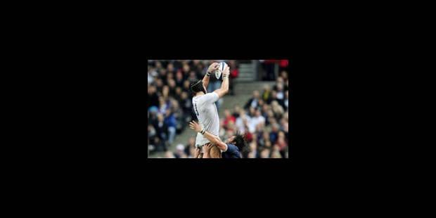 Rugby: la France bat l'Angleterre (Video) - La Libre