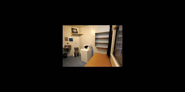 75 détenus de prisons wallonnes ont été transférés vers Tilburg - La Libre