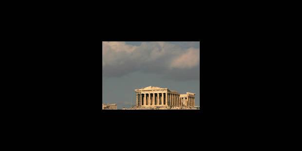 Le pléthorique secteur public grec au centre de la crise de la dette - La Libre