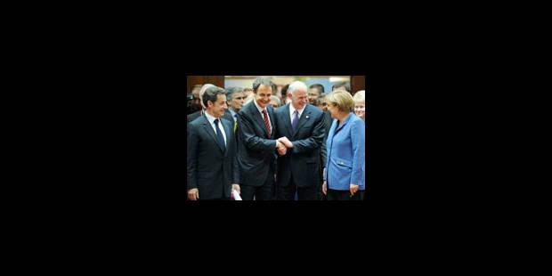 L'Europe approuve dans la douleur un plan d'aide à la Grèce - La Libre