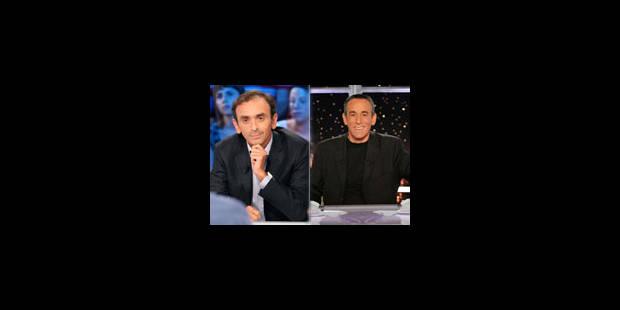 Ardisson attaquerait Zemmour en justice - La Libre