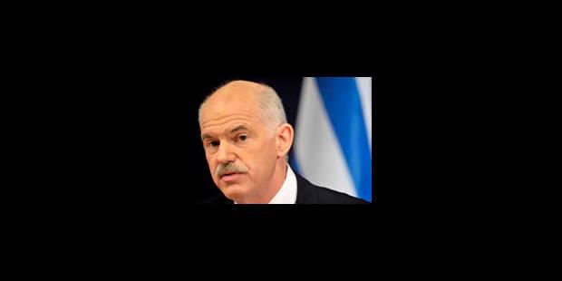 La Grèce lance la semaine prochaine un emprunt de plusieurs milliards - La Libre