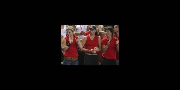 Fed Cup: Qui a parlé d'équipe ? - La Libre