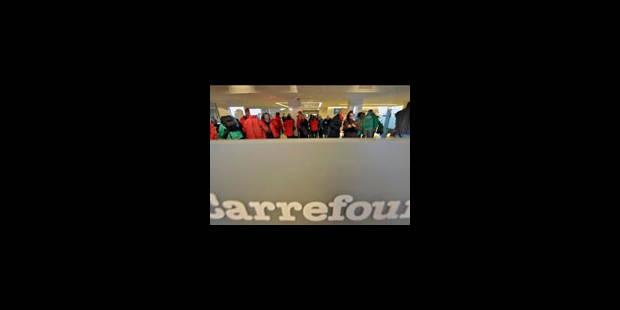 Fermeture samedi du magasin Carrefour de Mouscron - La Libre