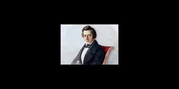 Un hommage à Frédéric Chopin et Serge Gainsbourg à Varsovie - La Libre