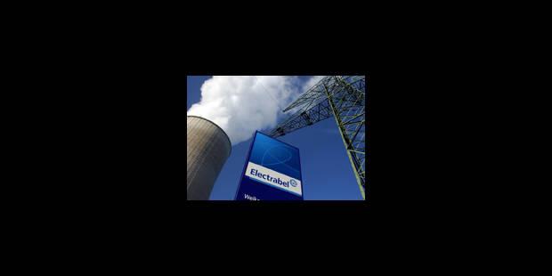 Rejet des recours des électriciens contre la taxe nucléaire - La Libre