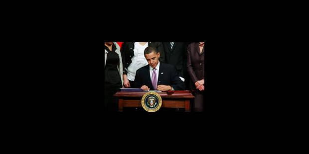 Obama : les dimensions d'une victoire - La Libre