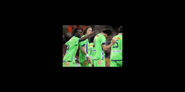 Playoffs 2: Charleroi battu en P02B, Malines invaincu en PO2A - La Libre