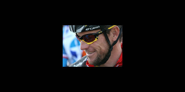 Armstrong, malade, se retire du Circuit de la Sarthe