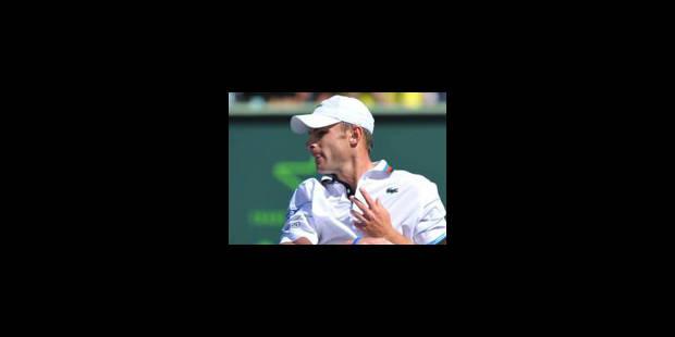 Roddick en demi-finale contre Nadal ou Tsonga - La Libre
