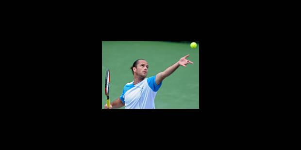 ATP Houston: Malisse et Gonzalez éliminés en quart de finale - La Libre