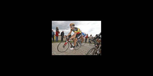 Tom Boonen frustré et impuissant - La Libre