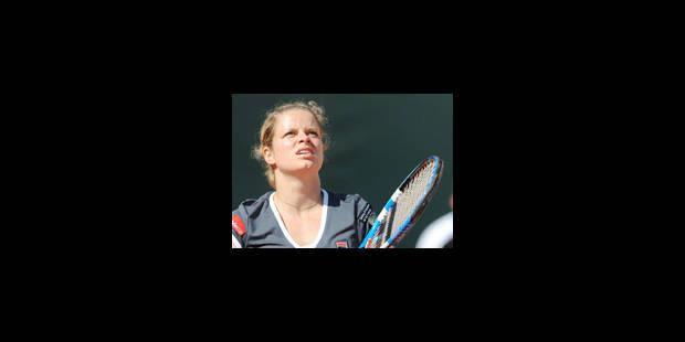 Kim Clijsters n'est pas un robot - La Libre