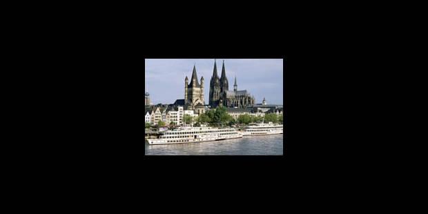 Le Rhin amputé de 90 kilomètres
