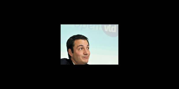 BHV: l'Open Vld serait prêt à quitter le gouvernement - La Libre