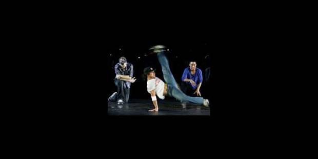 A Berlin, le breakdance fusionne avec des préludes de Bach - La Libre