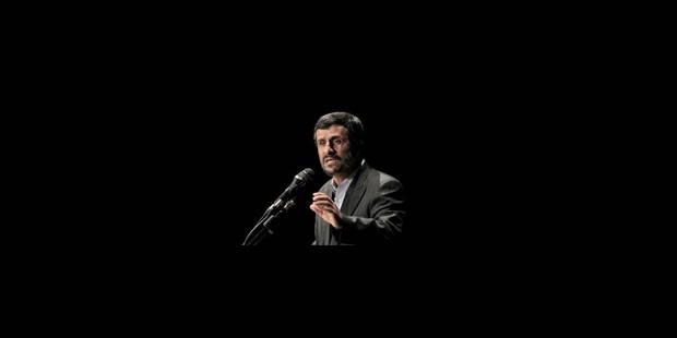 L'Iran menacé de sanctions s'en prend aux grandes puissances nucléaires - La Libre
