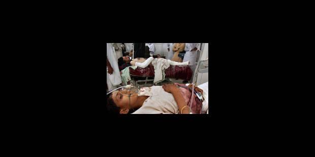 Attentat suicide dans le nord-ouest du Pakistan: 7 morts, 21 blessés - La Libre