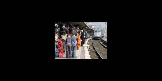 Grève SNCF: trafic encore perturbé mais une lueur d'espoir - La Libre
