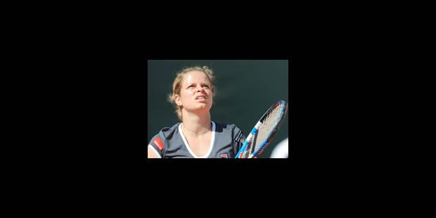 Kim Clijsters renonce au tournoi de Stuttgart - La Libre