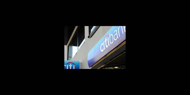 Citibank Belgique en bout de course - La Libre