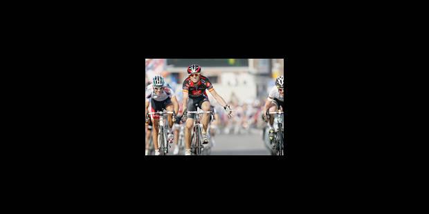 Gilbert, un cycliste tout terrain - La Libre