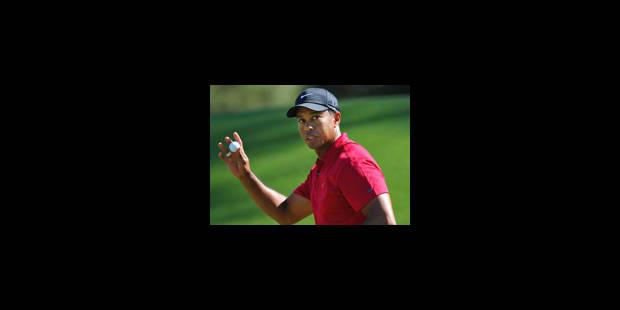 Tiger Woods participera au Championnat des joueurs début mai - La Libre