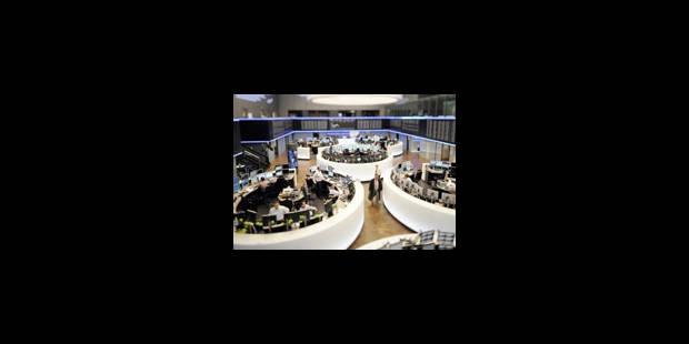 Crise grecque: les Bourses européennes repartent à la hausse - La Libre