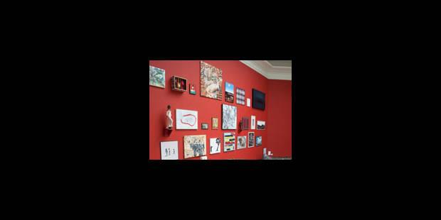 Bozar envahi par l'art par tous - La Libre