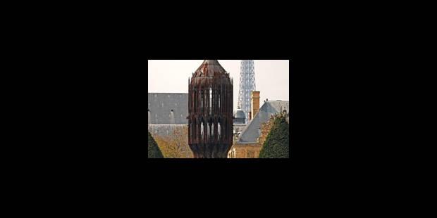 Wim Delvoye dialogue avec Rodin - La Libre