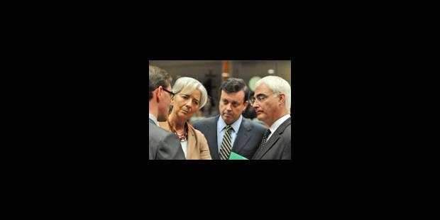 L'UE met sur pied un plan de secours de 750 milliards d'euros - La Libre