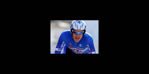 3e étape: Weylandt vainqueur, Vinokourov en rose - La Libre