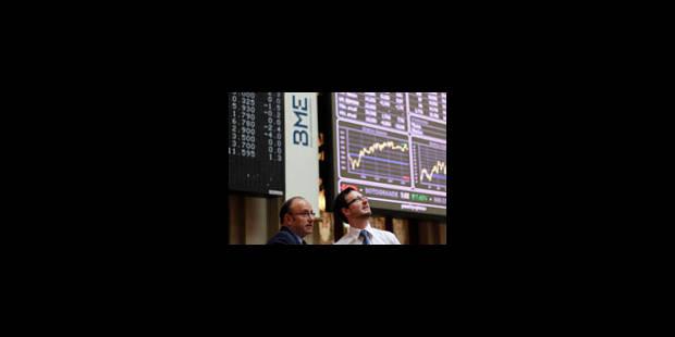 Accès de panique à Wall Street, les indices chutent - La Libre