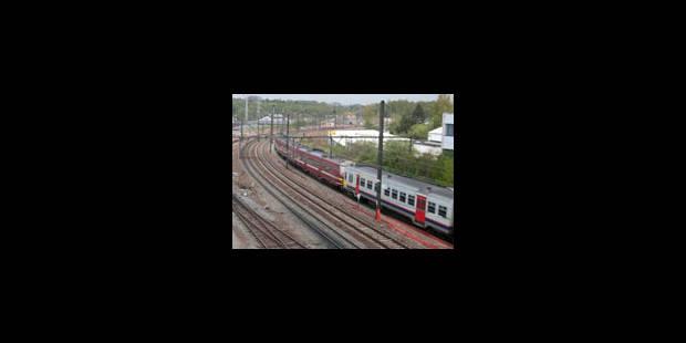 SNCB: La circulation des trains moins perturbée que prévu - La Libre