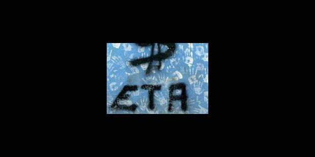 Le chef présumé de l'appareil militaire d'ETA arrêté à Bayonne - La Libre