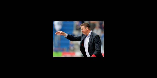 Jos Daerden ne sera plus l'entraîneur du Germinal Beerschot - La Libre
