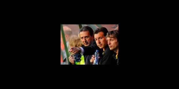 Leekens : nous aurions du gagner 3-0 - La Libre