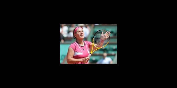 Roland-Garros : Kuznetsova, Soderling et Rezaï qualifiés - La Libre