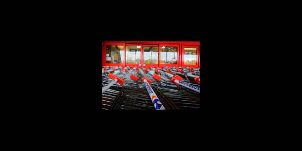 Carrefour: 9 magasins fermés ce mardi - La Libre