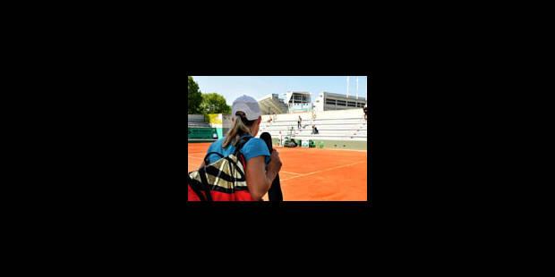 Roland-Garros : Henin, Wickmayer, Malisse et Flipkens débutent mardi - La Libre