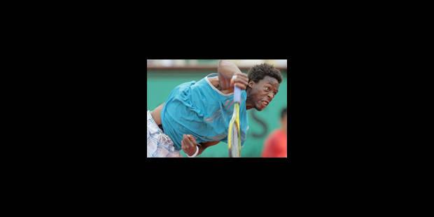 Roland Garros: Monfils éliminé au deuxième tour - La Libre