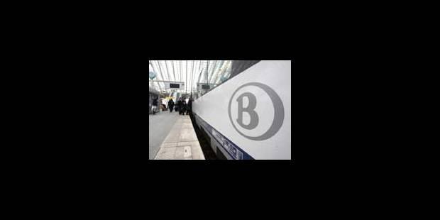SNCB : perte de 107 millions pour le groupe - La Libre